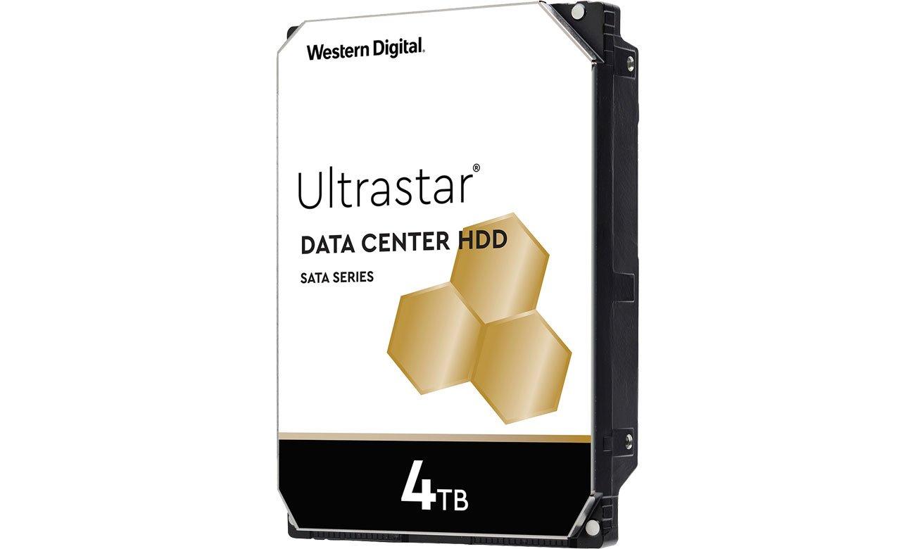 Dysk HDD Western Digital Ultrastar 4TB