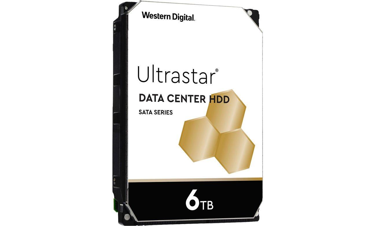 Dysk HDD Western Digital Ultrastar 6TB