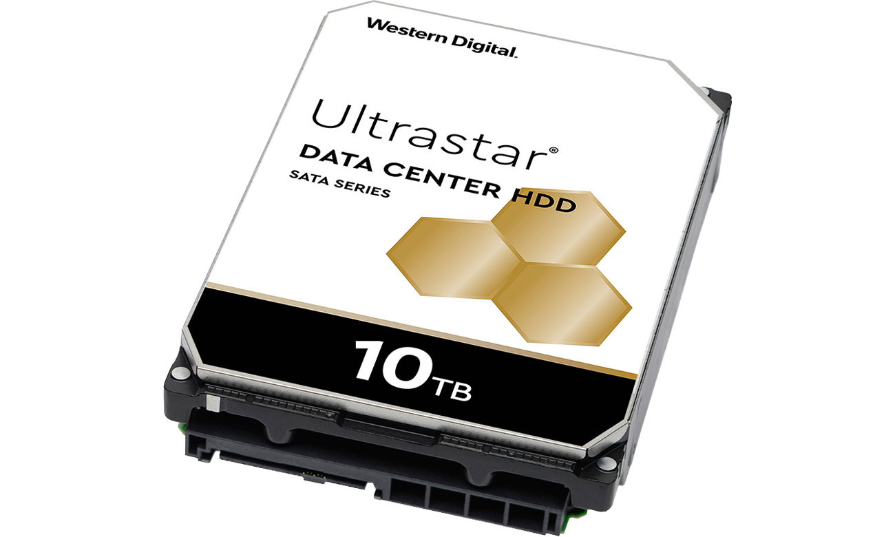 WD Ultrastar HC 510 10TB
