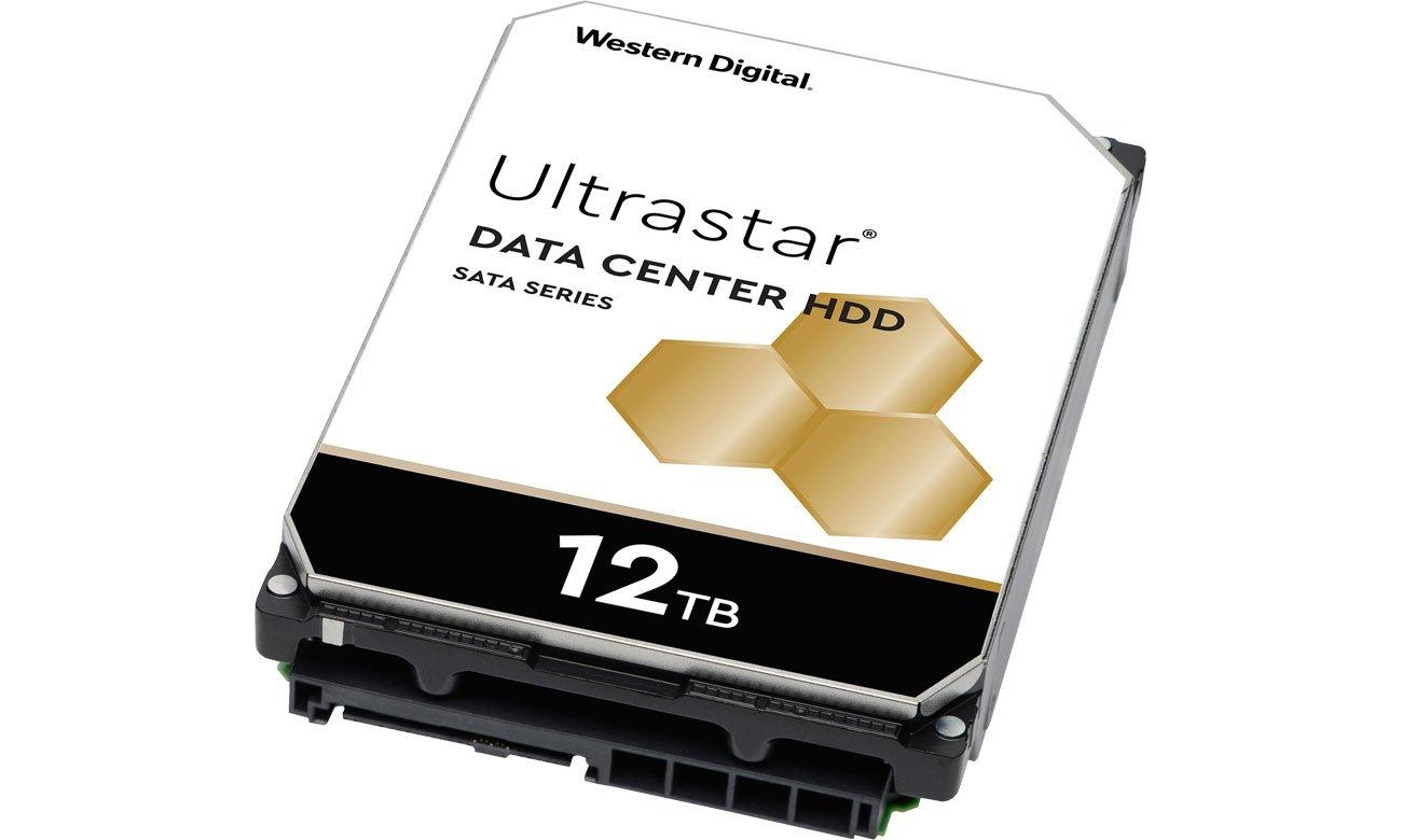 WD Ultrastar HC 520 12TB