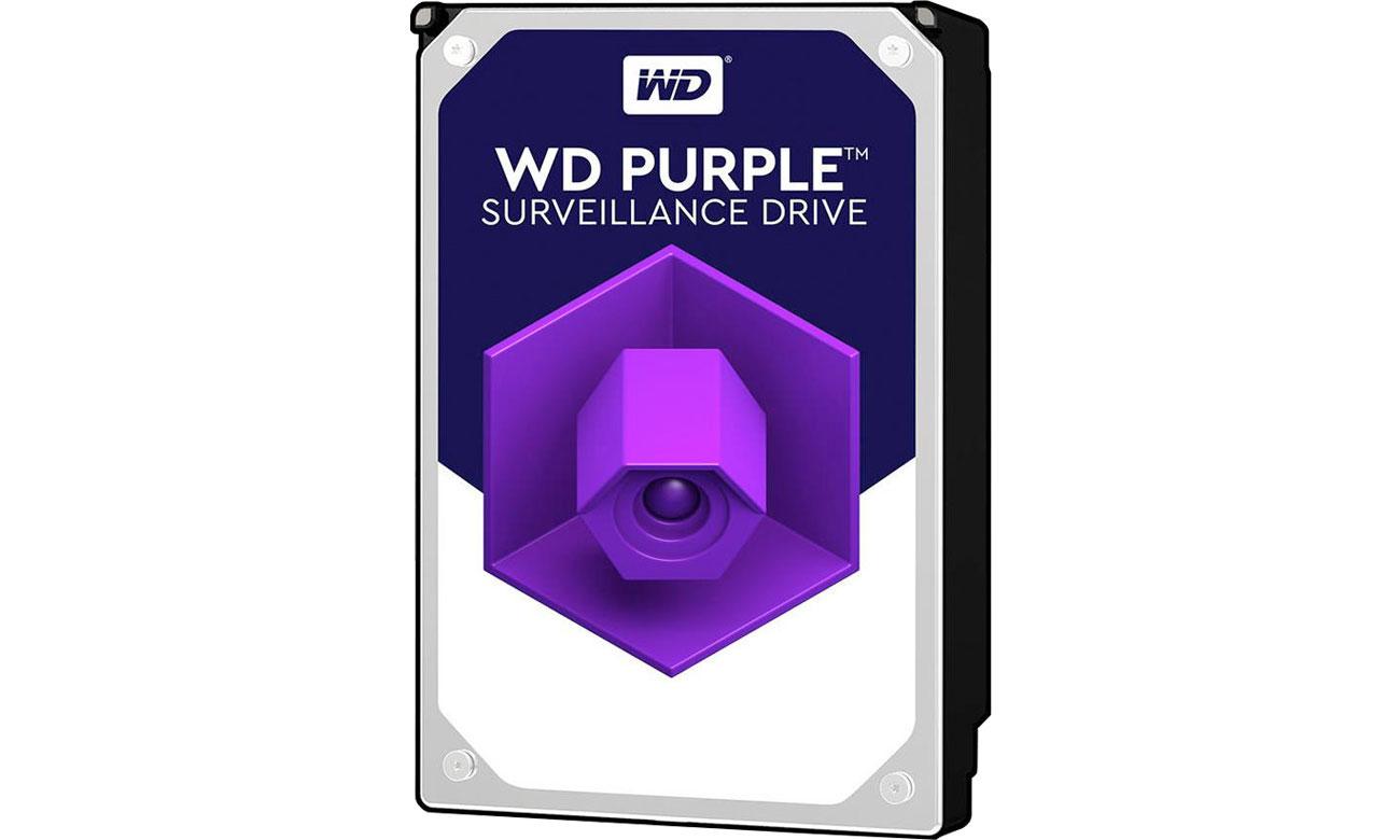 Dysk HDD WD PURPLE AllFrame AI