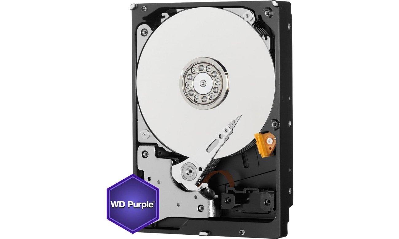 Dyski HDD WD Purple