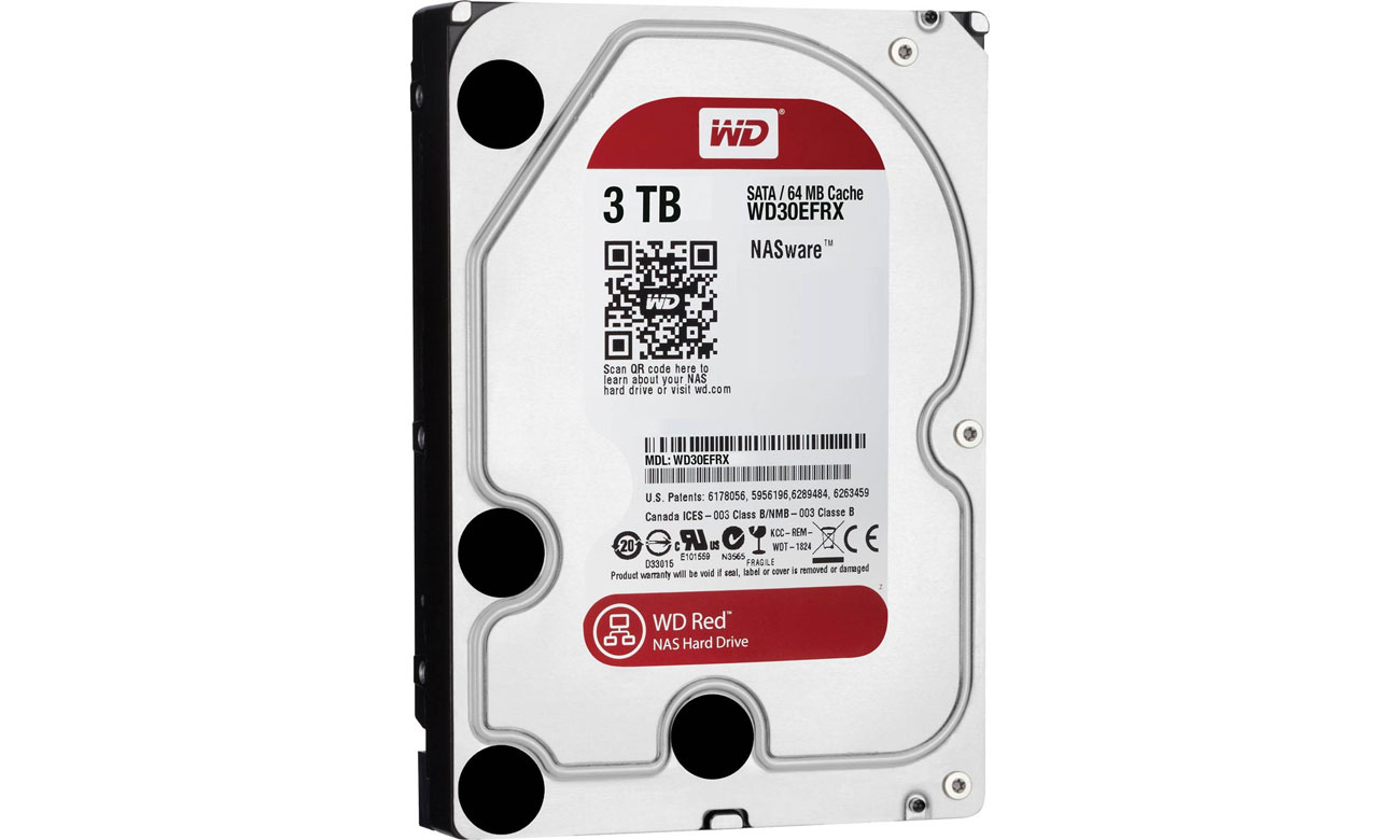 WD 3TB IntelliPower