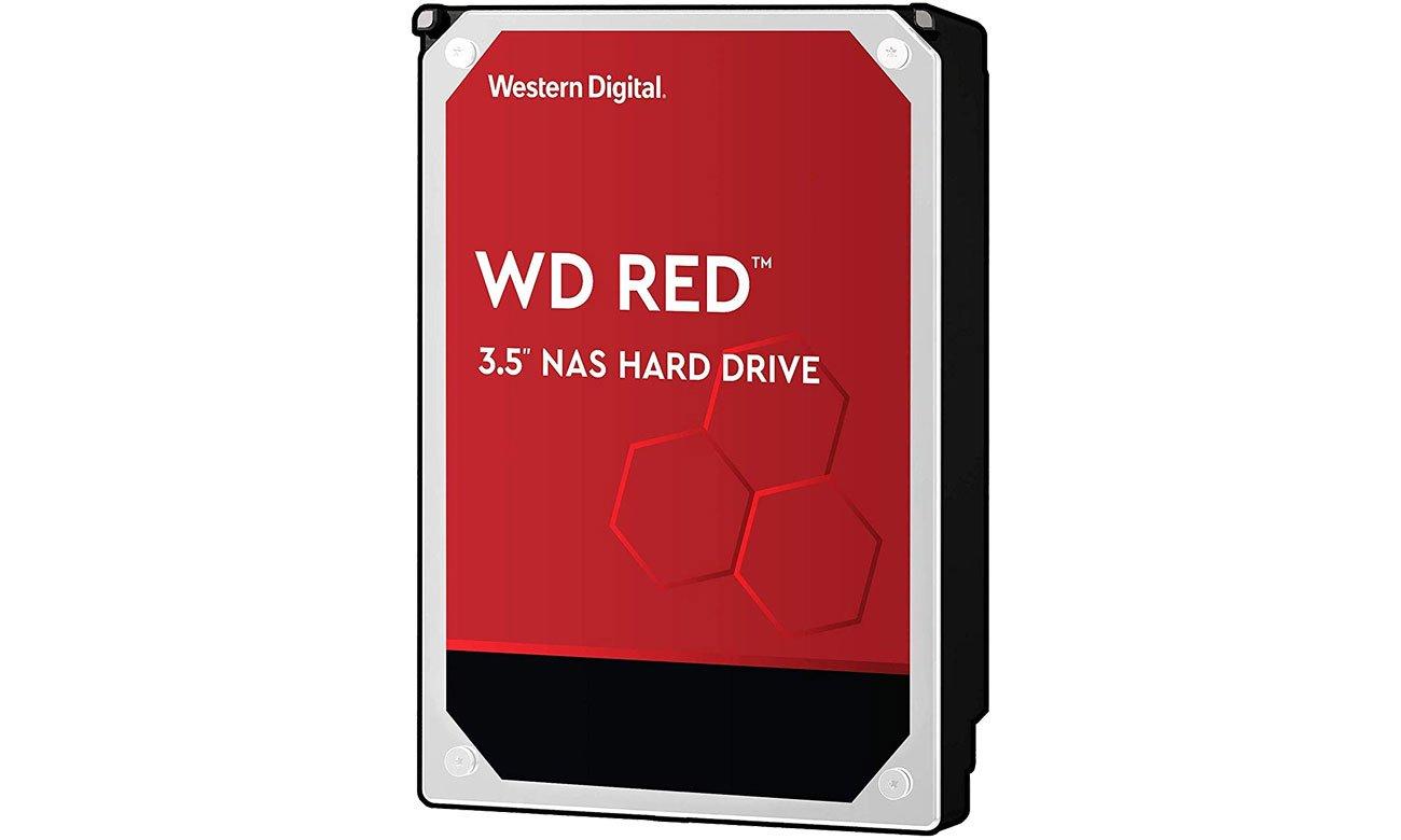 WD 6TB IntelliPower 64MB RED najwyższa zgodność