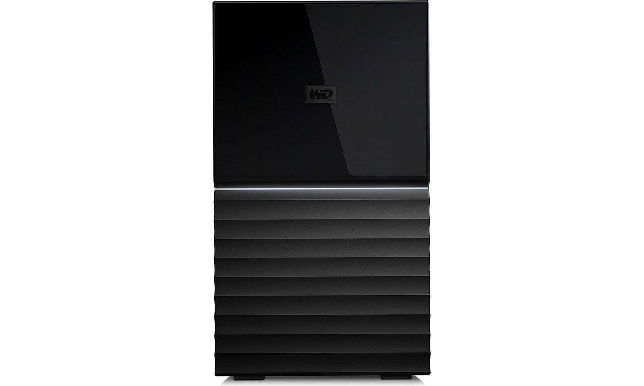WD My Book Duo 4TB (2x2TB) RAID Dual-Drive