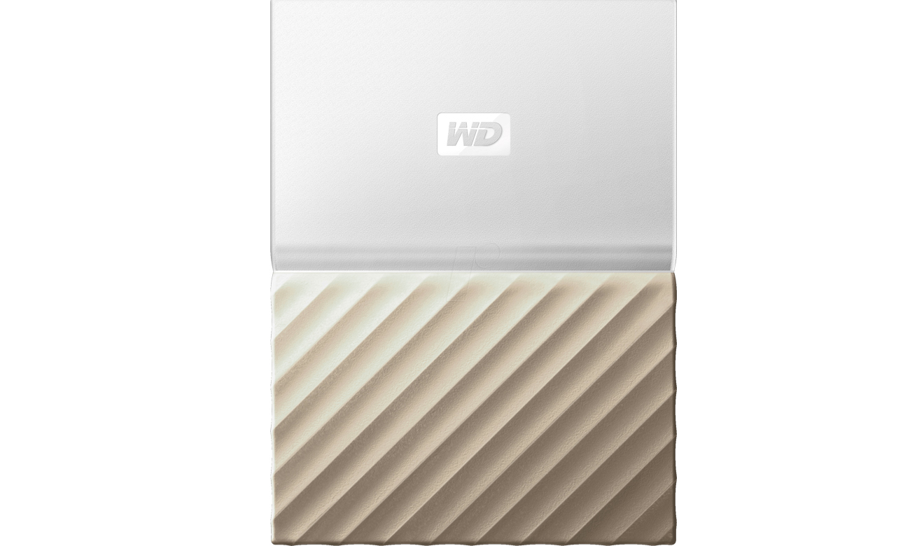 My Passport Ultra 2TB Gold