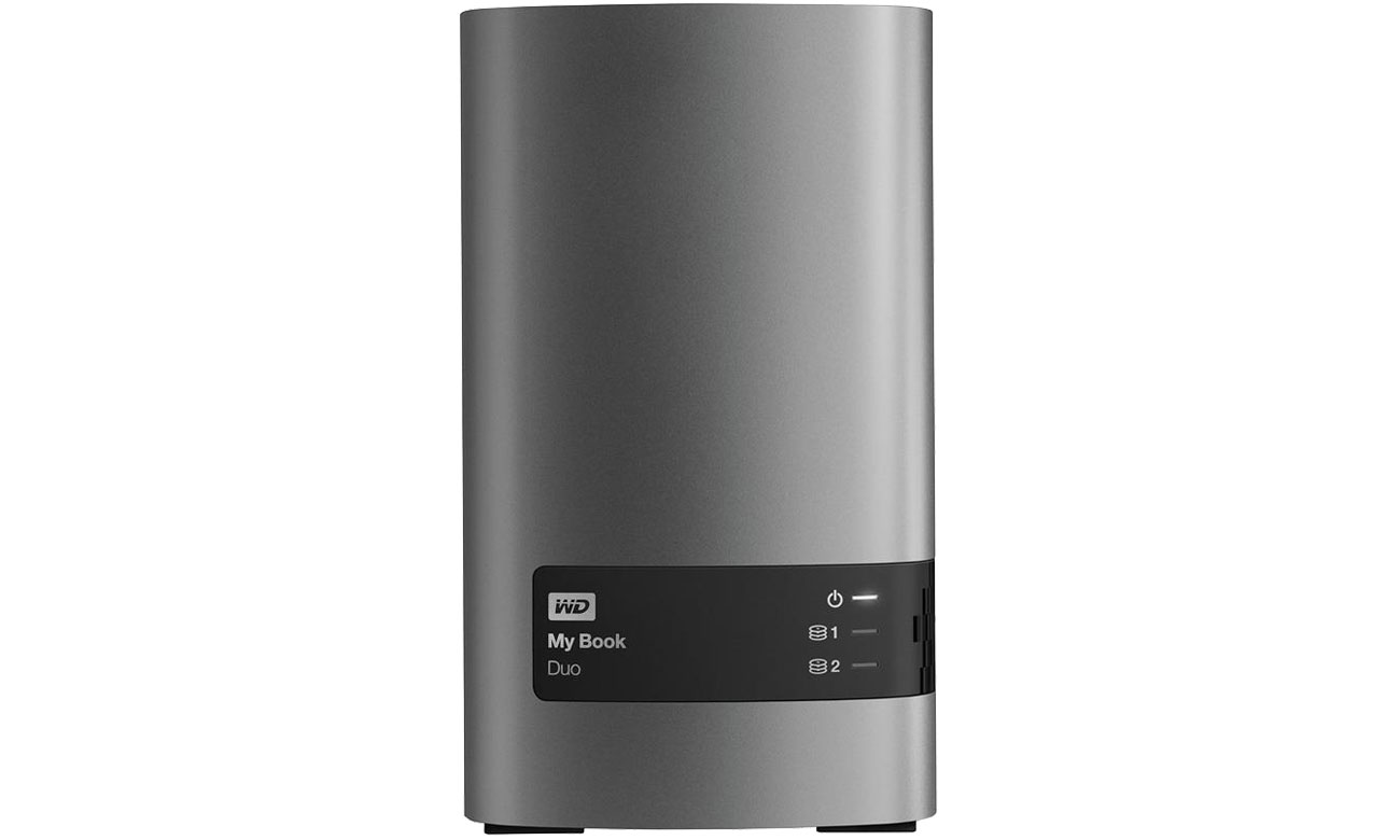 WD My Book Duo 16TB czarny USB 3.0