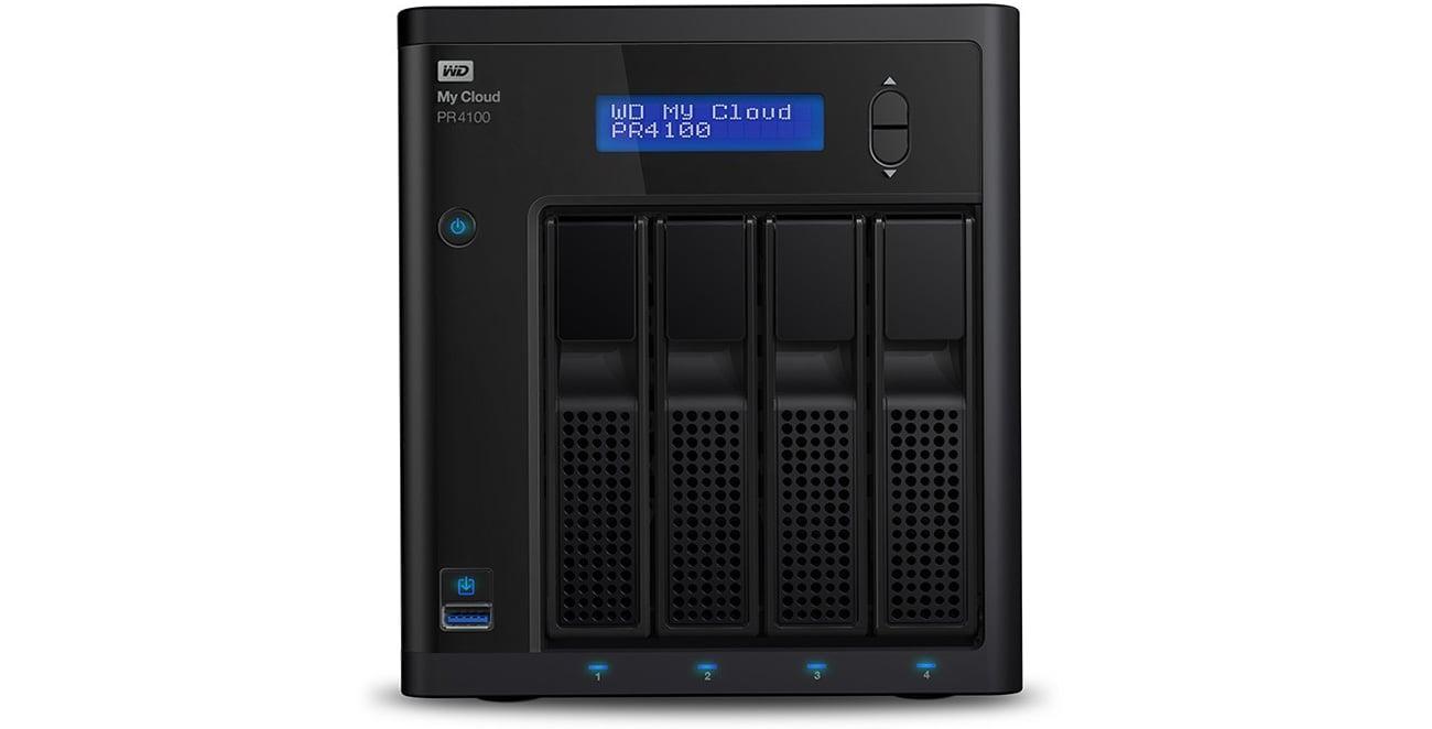 WD My Cloud PR4100 Łatwa Obsługa