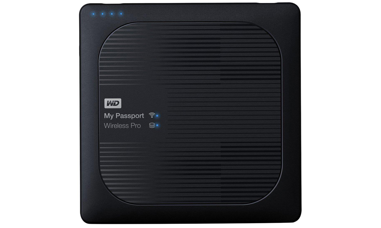 WD 	My Passport Wireless Pro 4TB Bateria