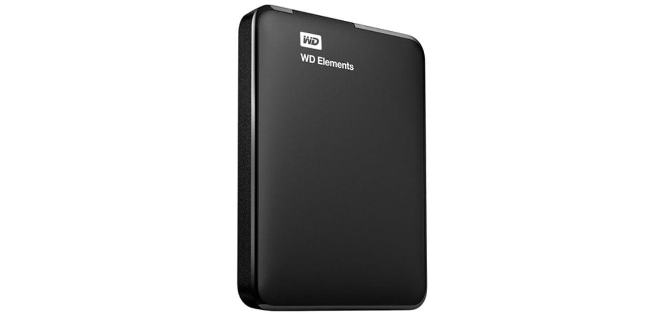 WD Elements Portable 1TB czarny USB 30 najwyższa jakość