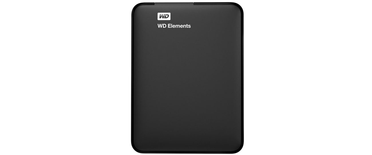 WD Elements Portable 1TB czarny USB 30 kompaktowy rozmiar