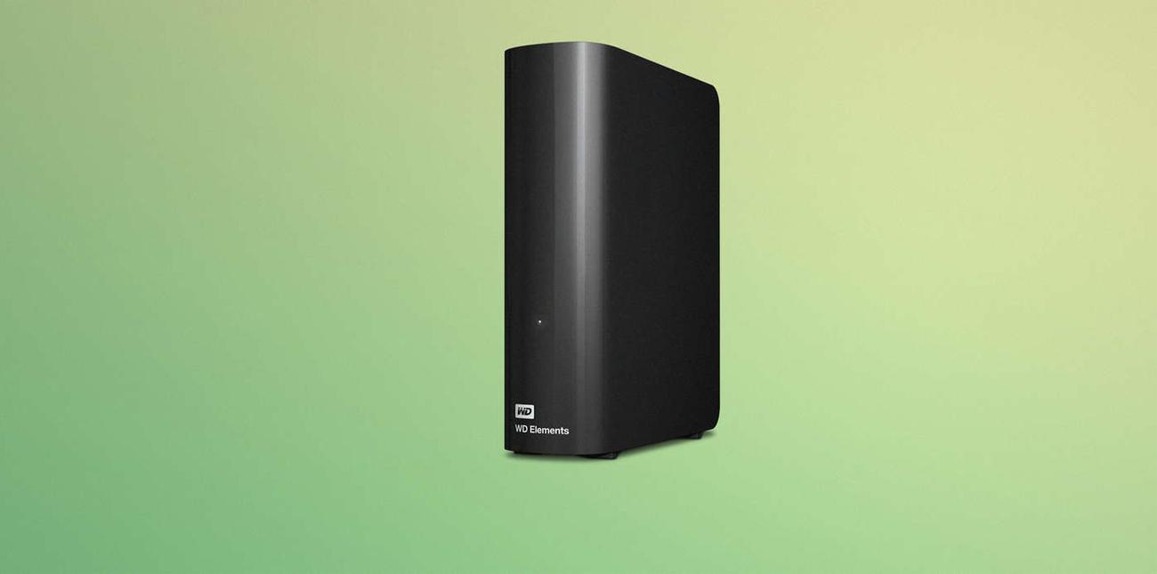 Dysk twardy zewnętrzny WD Elements Desktop 2TB czarny USB 3.0