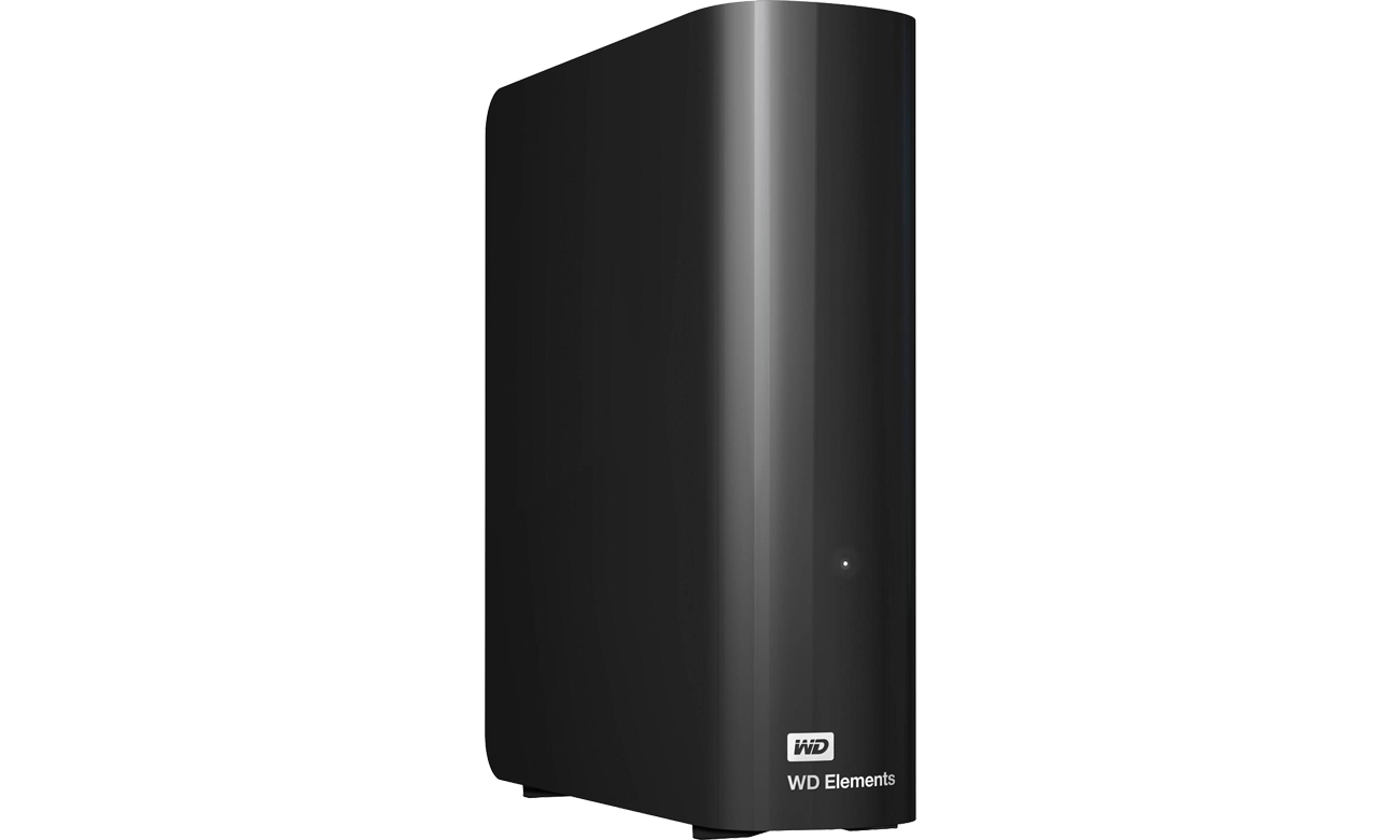 WD Elements Desktop 5TB czarny