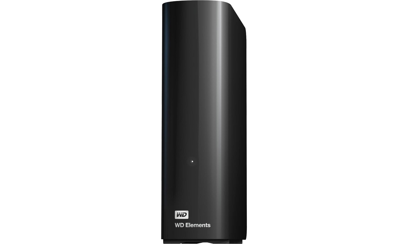 WD Elements Desktop czarny