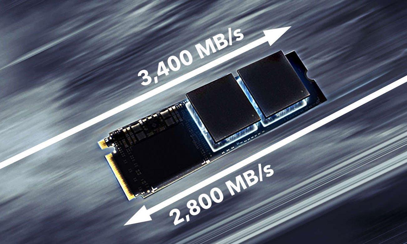 WD Black NVMe SSD Żadnych kompromisów