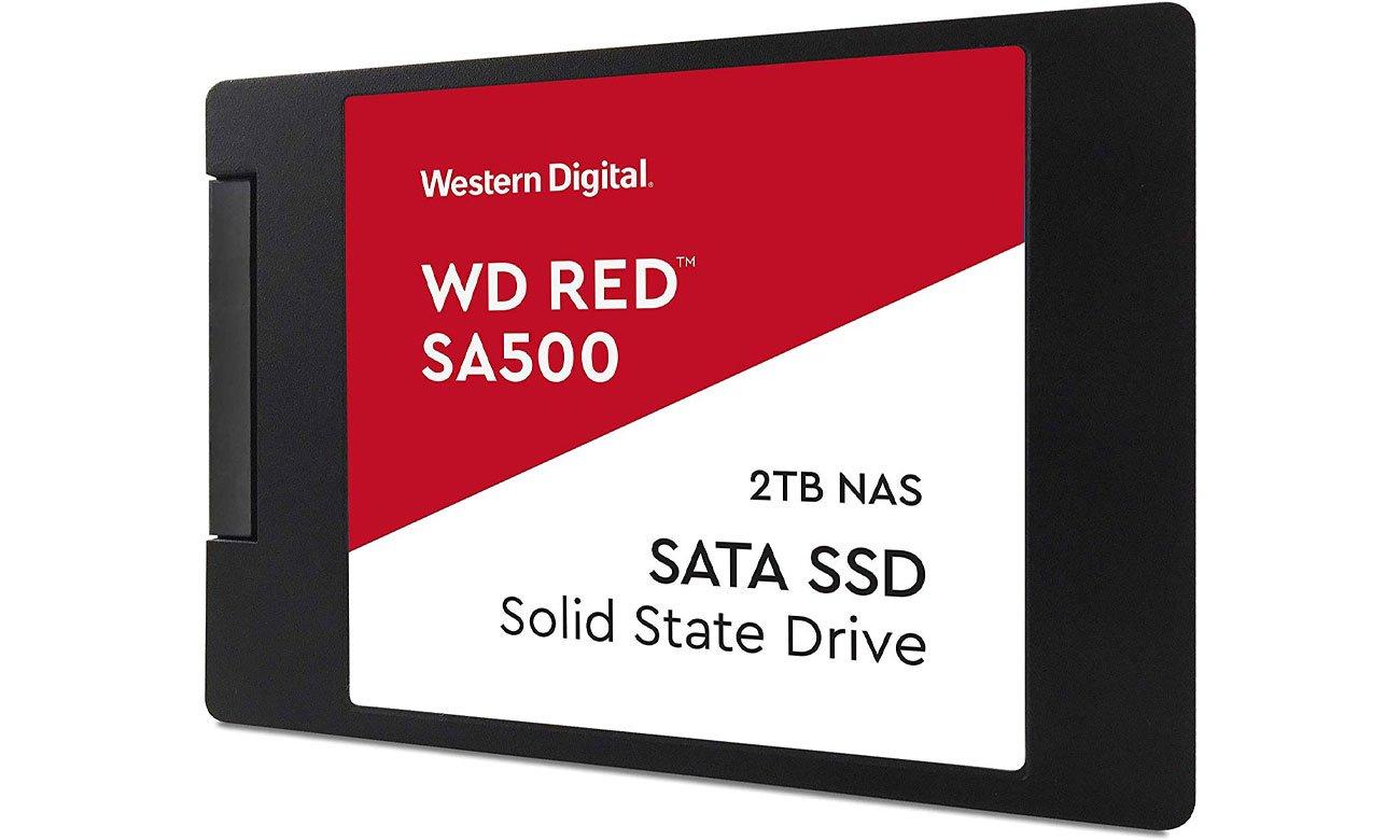 Dysk SSD WD 2TB 2,5'' SATA