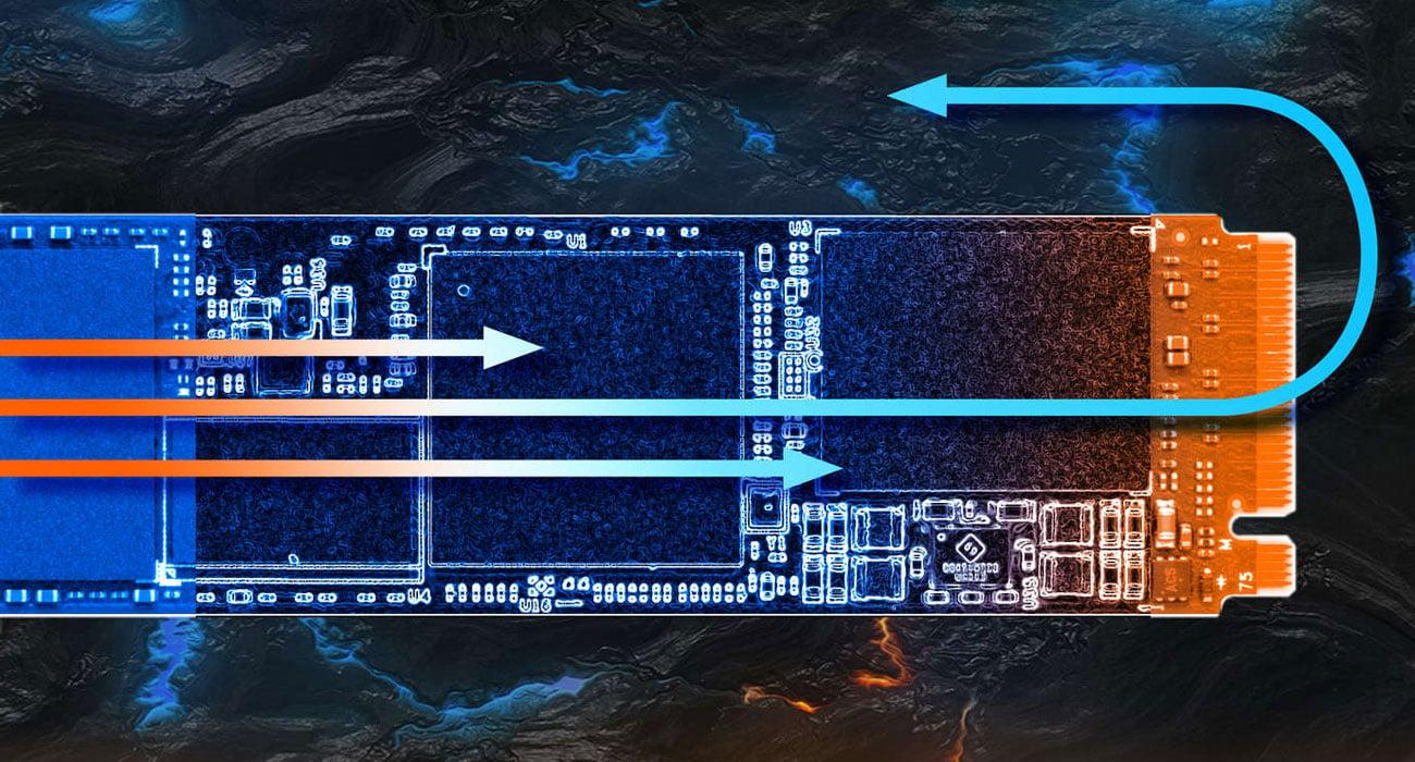 WD Black NVMe SSD Większa wydajność przy niższym zużyciu energii
