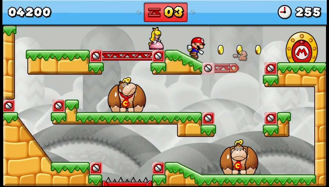 Gra Mario vs Donkey Kong: Tipping Stars na konsolę Wii U