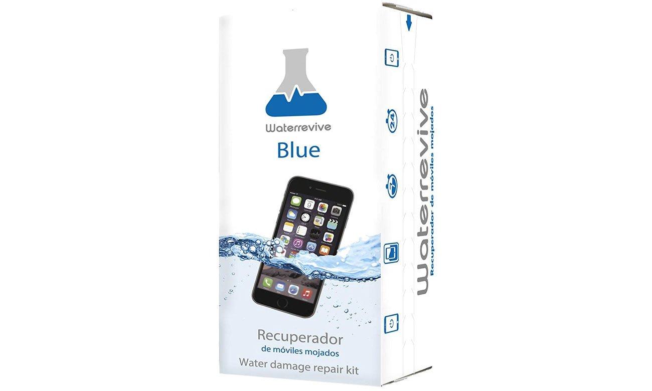 Waterrevive Blue Zestaw Ratujący Telefon Po Zalaniu 8437015904009
