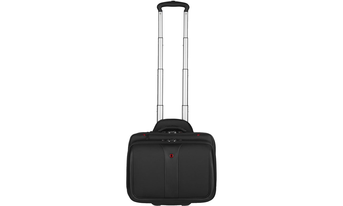 Torba na laptopa Wenger Patriot czarna 17'' 600662