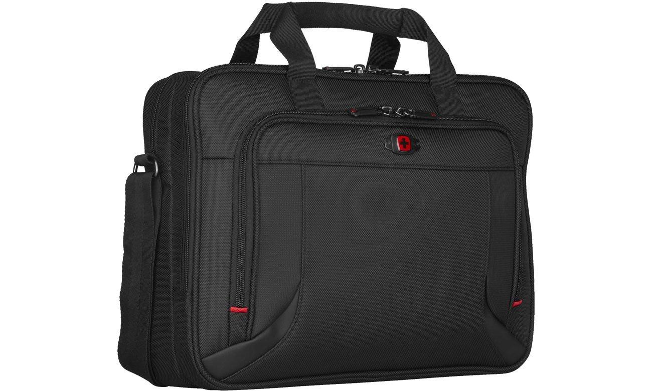 Torba na laptopa Wenger Prospectus czarna 16'' 600649