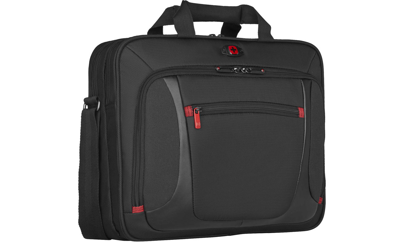 Torba na laptopa Wenger Sensor czarny 15'' 600643