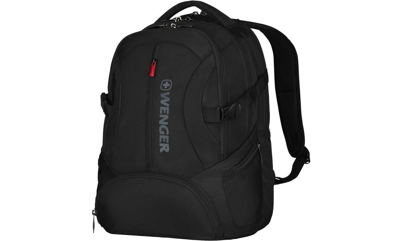 Plecak na laptopa Wenger Transit czarny 16'' 600636