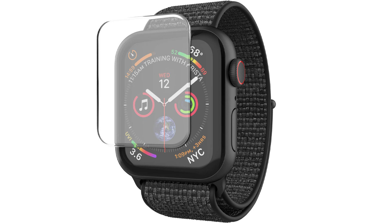 Szkło hartowane Whitestone Dome Glass do Apple Watch 4 (44mm)