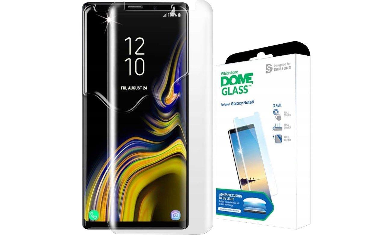 Szkło Hartowane Whitestone Dome Glass do Galaxy Note 9