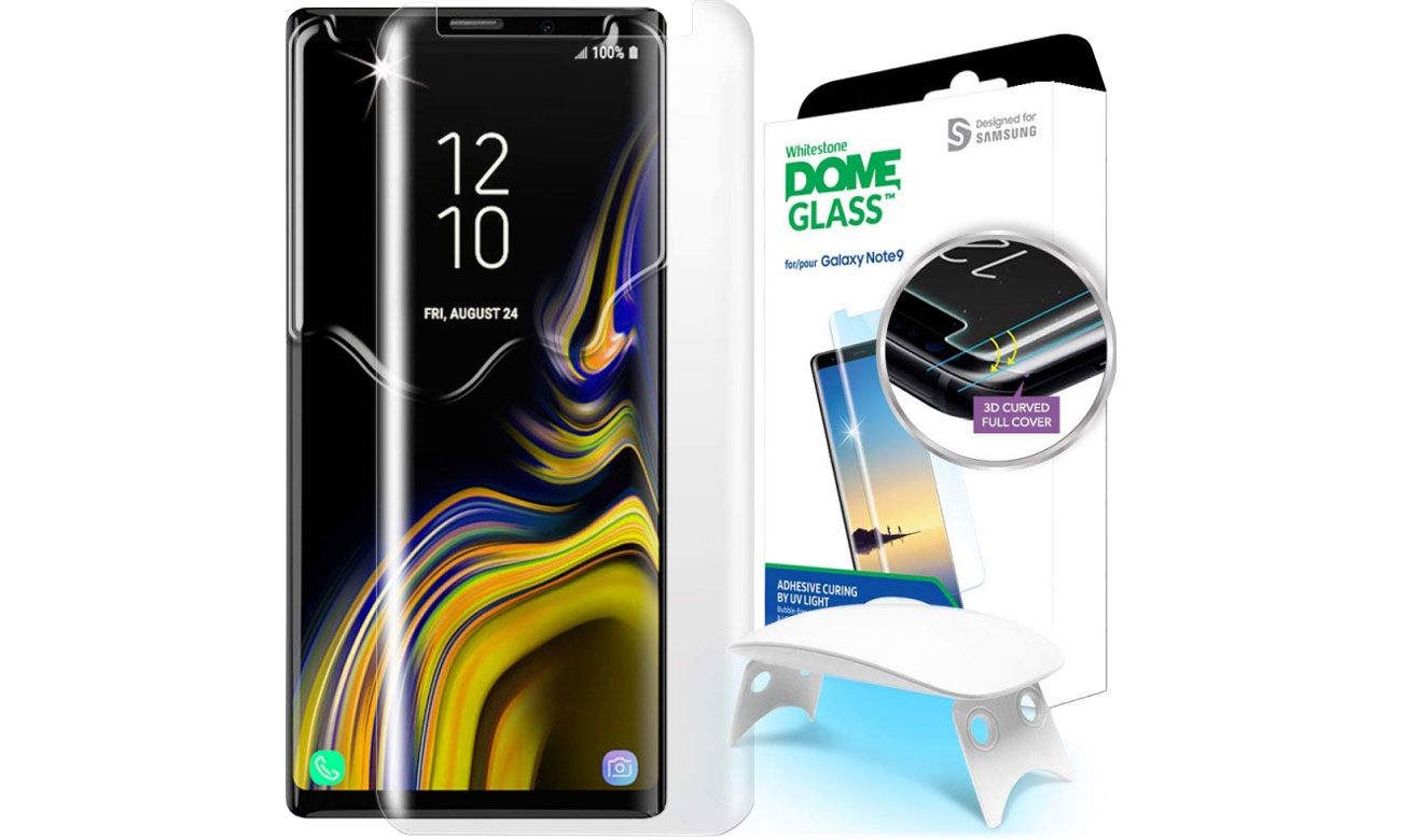 Szkło Hartowane Whitestone Dome Glass do Galaxy Note 9
