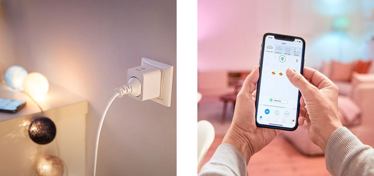 Gniazdo Smart Plug WiZ Smart Plug 9290024276