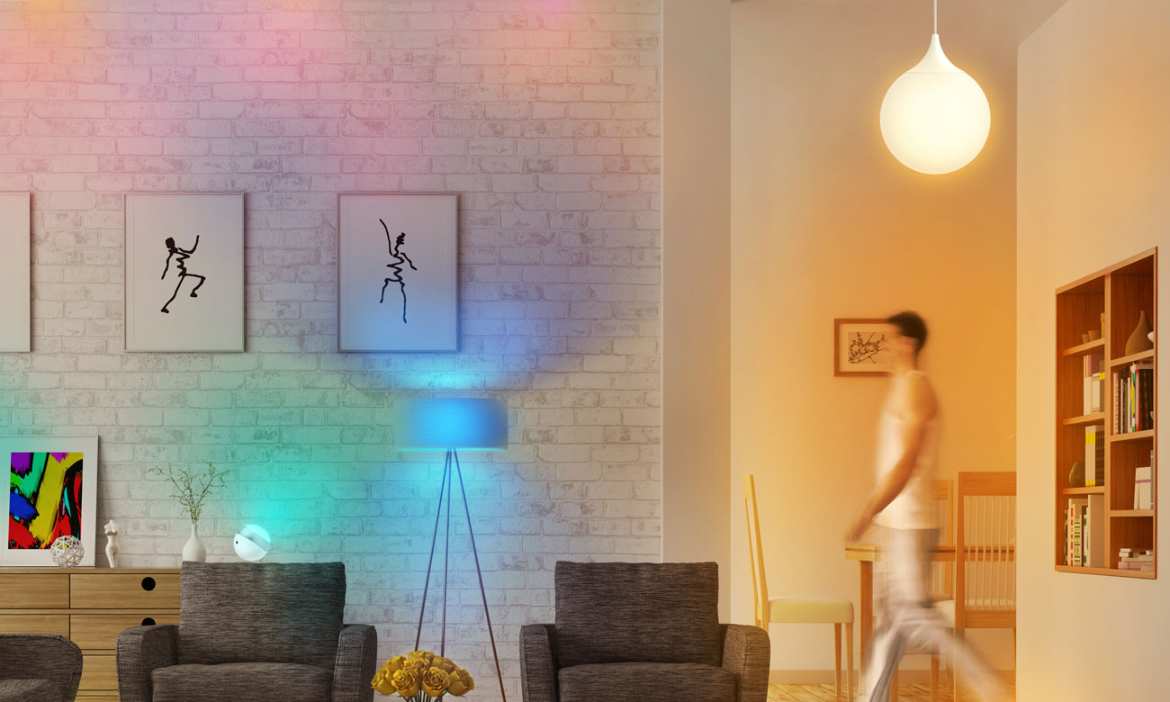 WiZ Quest Colors RGB LED Oświetlenie