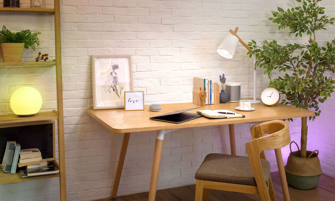 WiZ LED - Nastrojowe światło