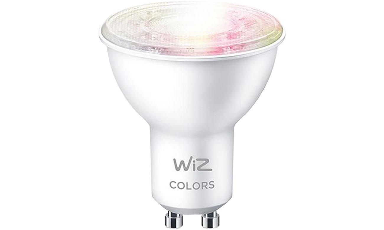 Inteligentna żarówka WiZ Colors RGB LED WiZ50 TR F (GU10/345lm) WZE20195081