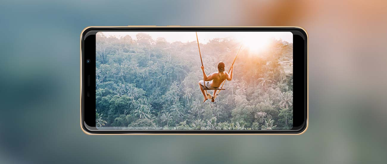 Wiko View Max 13 Mpix HDR PDAF
