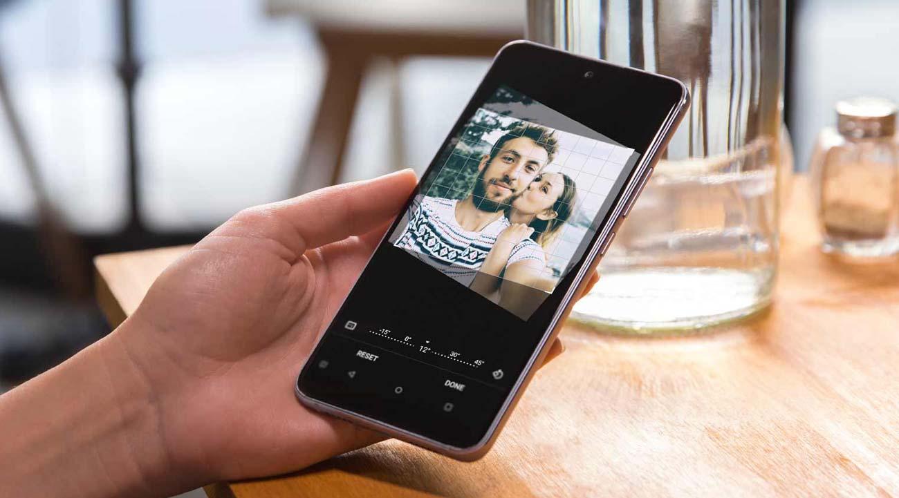 Wiko View 2 Pro selfie 16 Mpix BigPixel