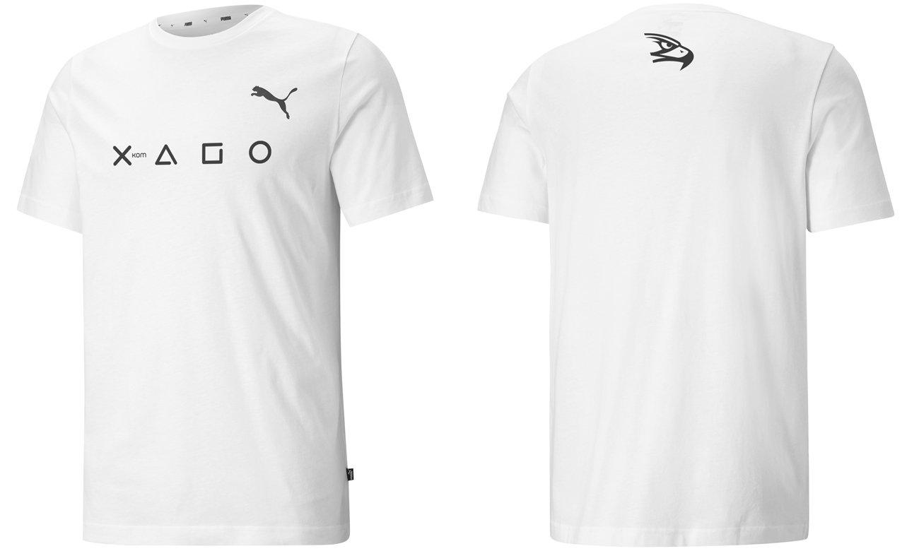 x-kom AGO koszulka lifestyle FLYSTYLE rozmiar S