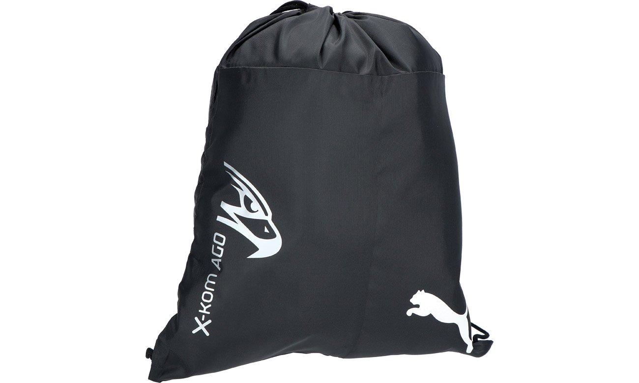 Worek x-kom AGO Blackpack Czarny