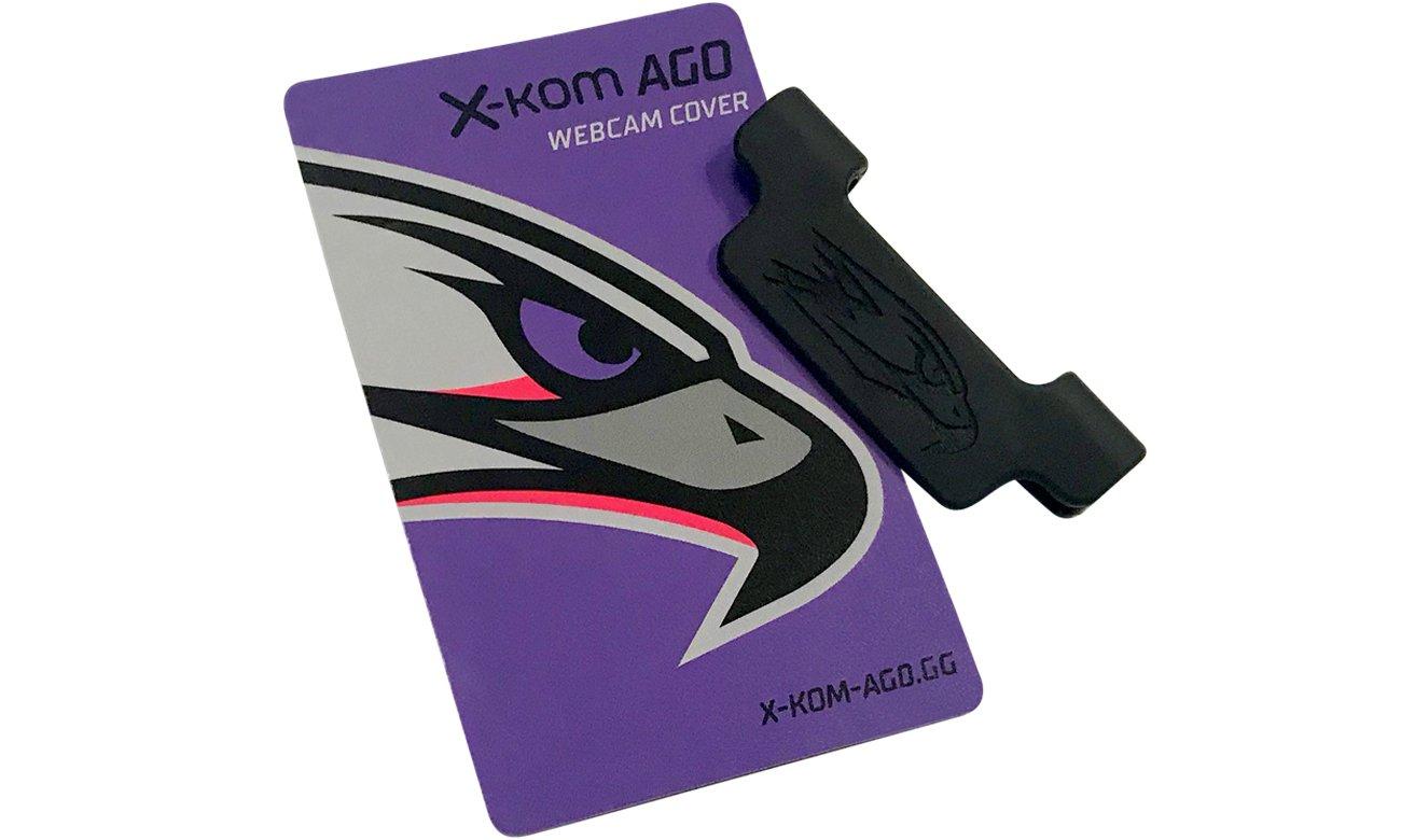 Zaślepka na kamerę x-kom AGO