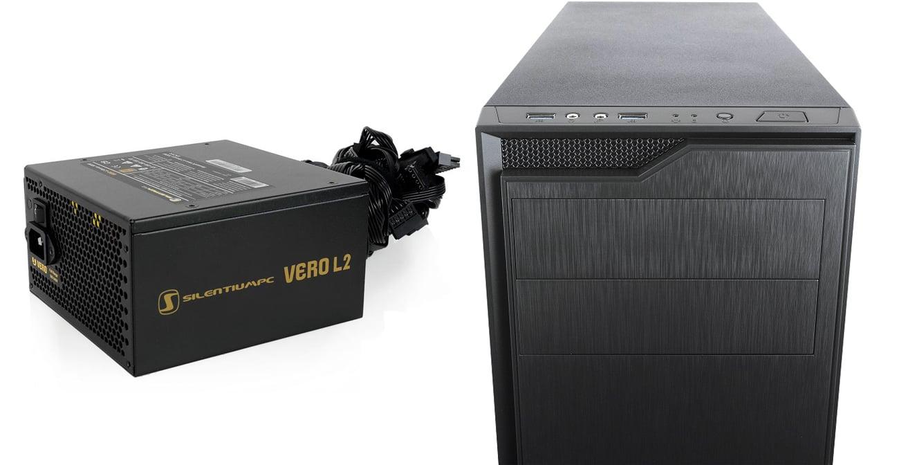 Desktop Tesla GB-500 Wygląd
