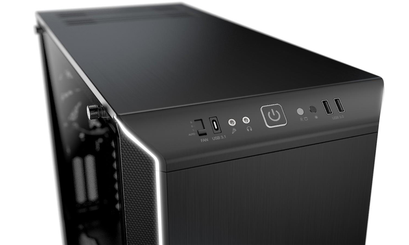 Desktop IEM GR-7 Wygląd