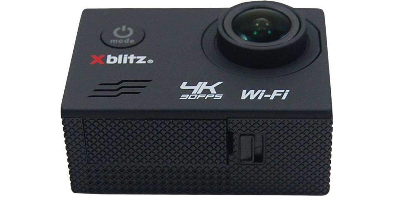 Xblitz Action 4K Doskonała jakość obrazu