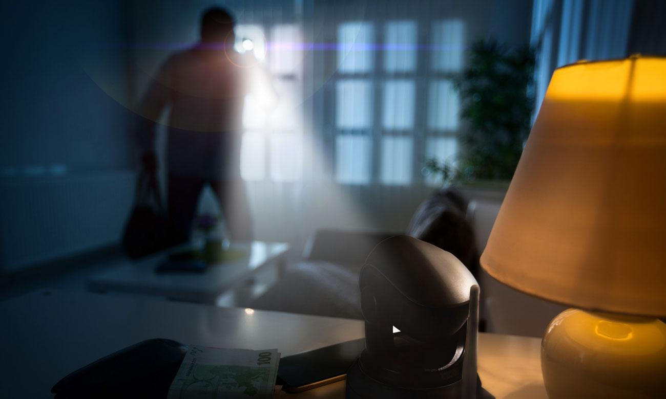 Xblitz Home - Tryb nocny