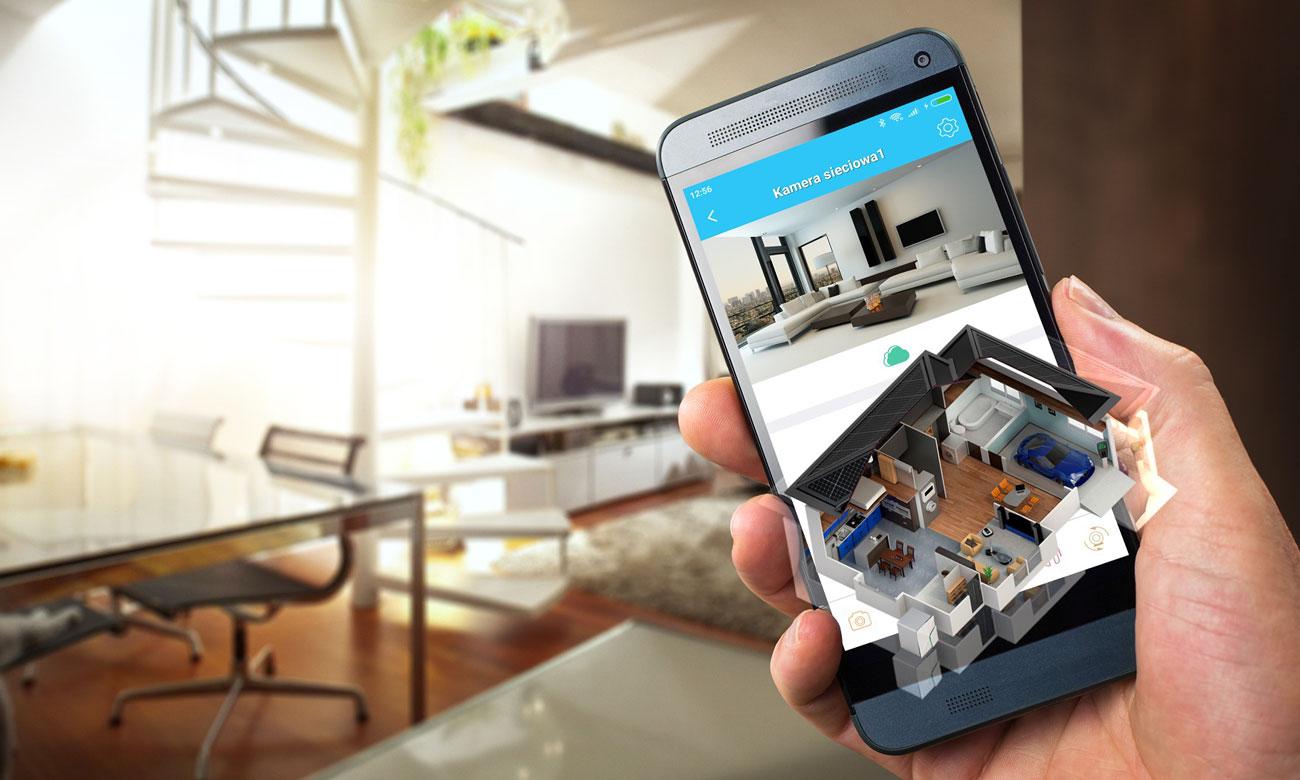 Xblitz Home - Aplikacja mobilna
