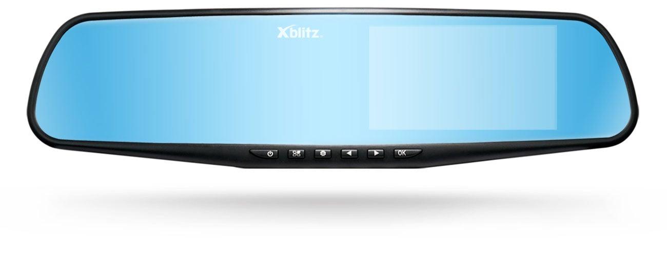 Wideorejestrator Xblitz Mirror 2016 Czujnik ruchu G-sensor