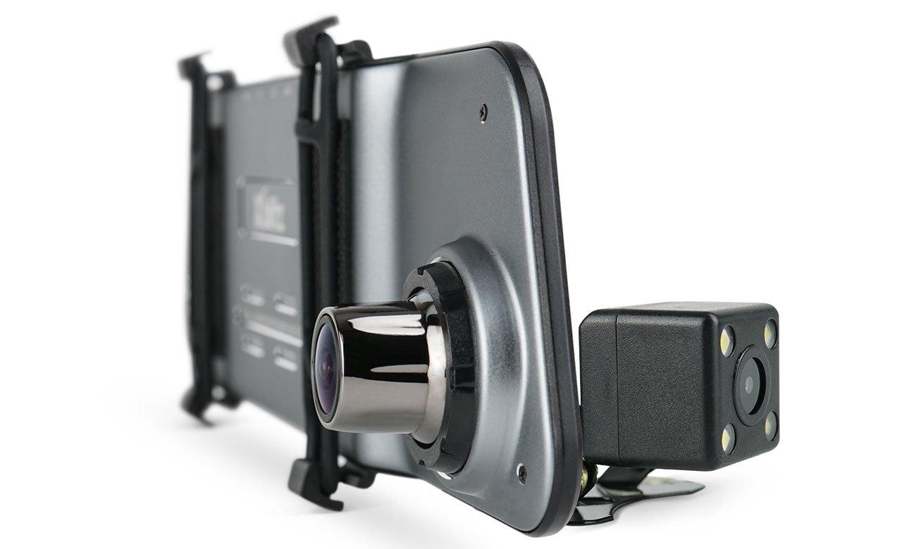 Podwójna kamera samochodowa
