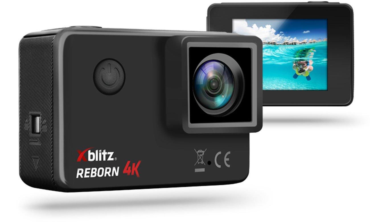 Kamera sportowa i internetowa Xblitz Reborn 4K