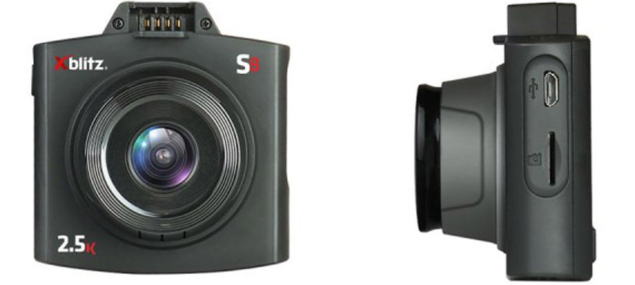Wideorejestrator Xblitz S8