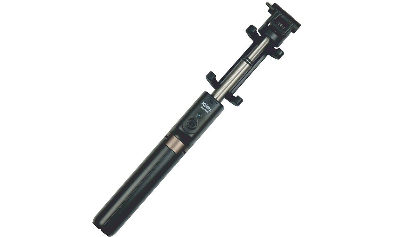 Selfie Stick Xblitz SL4 PRO Tripod Bluetooth czarny