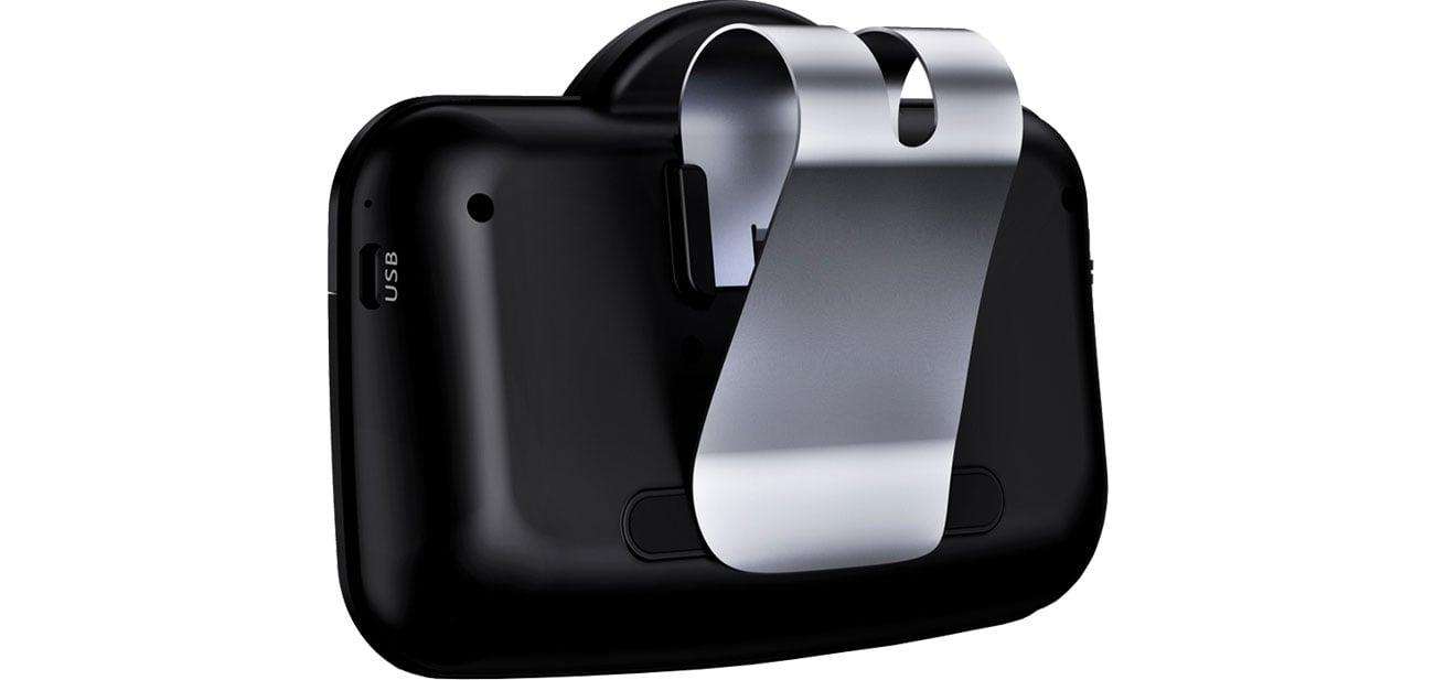 Xblitz X1000 Praktyczny design